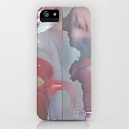 Glimpses Of The Valentine iPhone Case