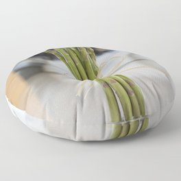 Asparagus Floor Pillow