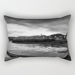 Tihany, Hungary Rectangular Pillow