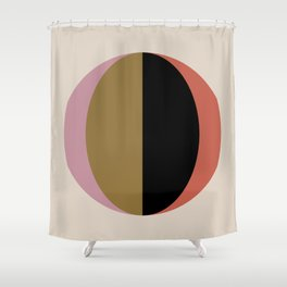 Mod Abstract II Shower Curtain
