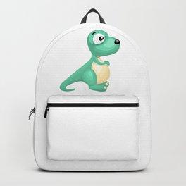 Cartoon Dinosaur Backpack