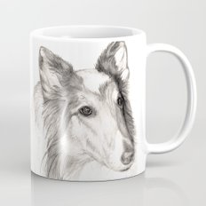 Remembering Maggie :: A Tribute to a Collie Mug