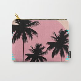 Hello California - Ocean Breeze Carry-All Pouch