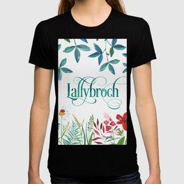 Lallybroch T-shirt