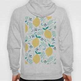 Lemon & Blueberry Pastel Hoody