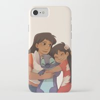 ohana iPhone & iPod Cases featuring Ohana by Sunny
