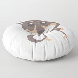 East Siberian Laika Gift Idea Floor Pillow