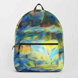 van Gogh Tribute: Sunrise Backpack