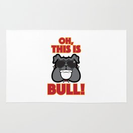 Oh, This is Bull Rug