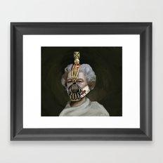 Queen Bane Framed Art Print