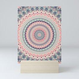 Mandala 515 Mini Art Print