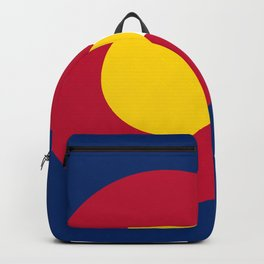 Flag of Colorado Backpack