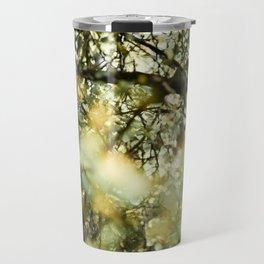 Bokah tree Travel Mug