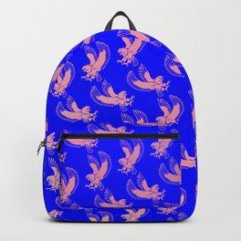 Eagles Pattern Backpack