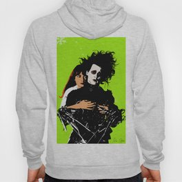 Twin Flame Edward Scissorhands Hoody