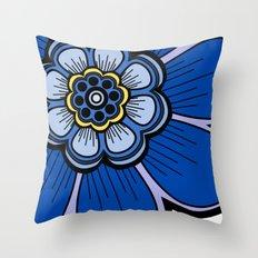 Flower 18 Throw Pillow
