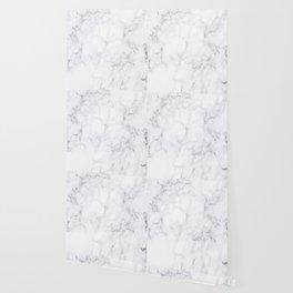 Luxury White Marble Wallpaper
