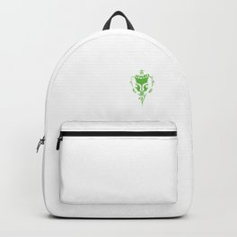 Nothing is forever except change | Gautama Buddha Backpack