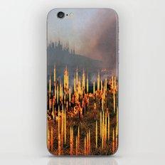 Deaths iPhone & iPod Skin