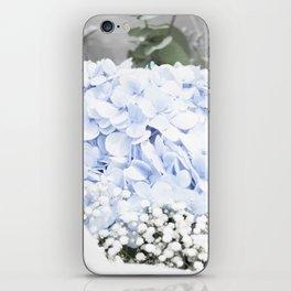 Hydrangea dreams iPhone Skin