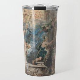 L'Apothéose de Henri IV Travel Mug
