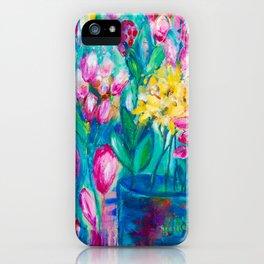 A Dreamer's Garden iPhone Case