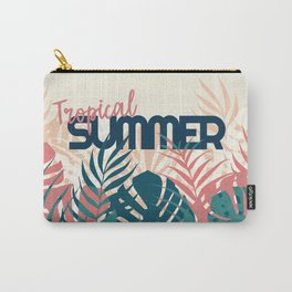 Tropical Summer #society6 #decor #buyart Carry-All Pouch
