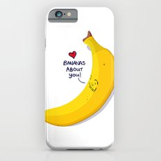 bananas about you Slim Case iPhone 6s