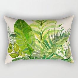 Leaves 1 Rectangular Pillow