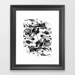 DAAFlor Framed Art Print