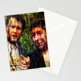 Rab Insists I Will Tell You This Stationery Cards