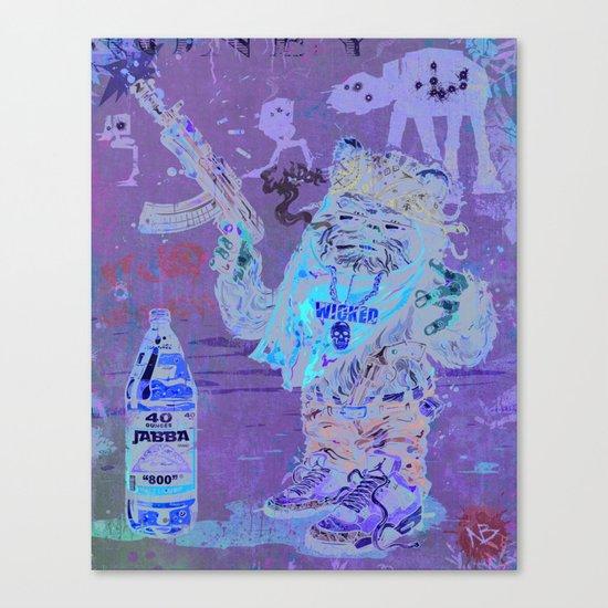 Gwok Canvas Print