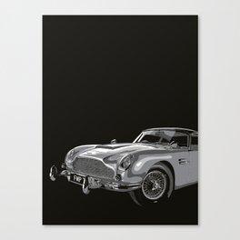 THE Bond Car. Canvas Print