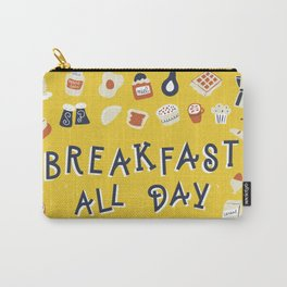 Breakfast all day Carry-All Pouch