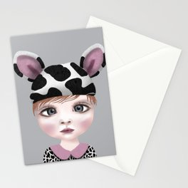 Macy Moo Stationery Cards