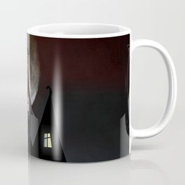 Halloween Scene Coffee Mug