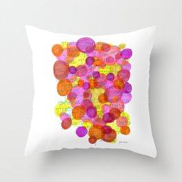 Modeh Ani - Grateful am I before you Throw Pillow