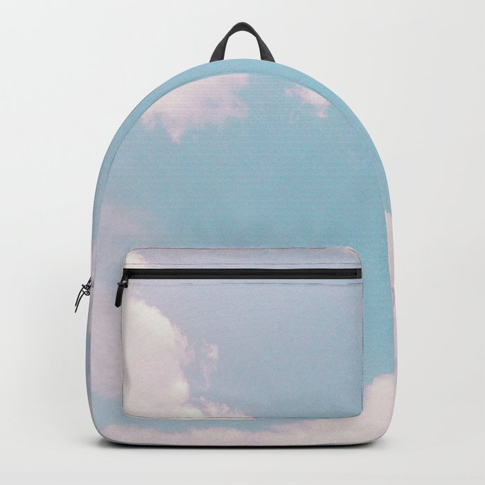 Every Cloud Has a Pink Lining Backpack