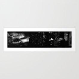 PANS : Tara & Rick : 2 Art Print