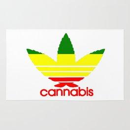 Cannabis Ganja Rug