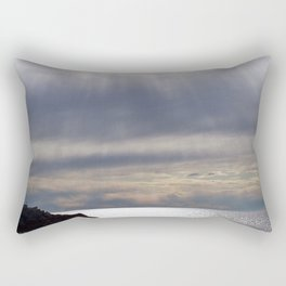 Raining Sunlight Rectangular Pillow