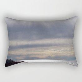 Raining Sunlight Rectangular Pillow