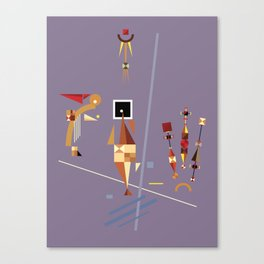 theothany Canvas Print