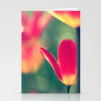 tulips Stationery Cards featuring tulips by Falko Follert Art-FF77