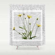 Livin' Easy Shower Curtain