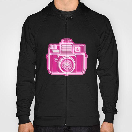 I Still Shoot Film Holga Logo - Pink Hoody