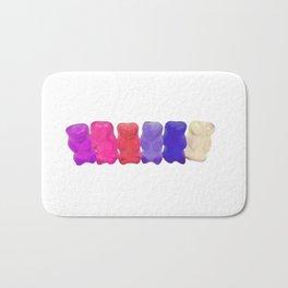6 bears Bath Mat