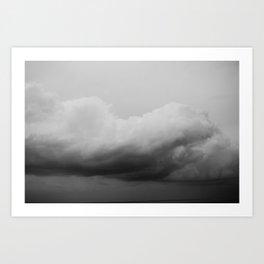 Rising Storm Art Print