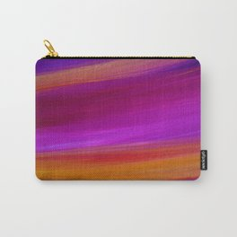 PURPLE AURORA Carry-All Pouch