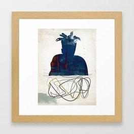 Jean Michel Framed Art Print